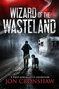 Wizard Of The Wasteland by Jon Cronshaw ebook deal