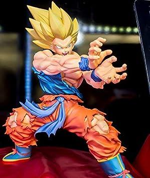 Banpresto. Dragon Ball Legends Figure Son Goku SSJ Kamehameha ...