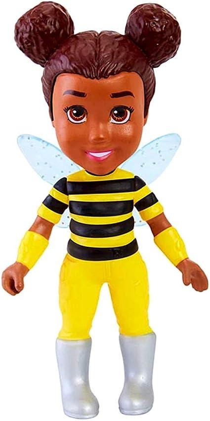 DC Super Hero Girls Bumblebee Mini Figure