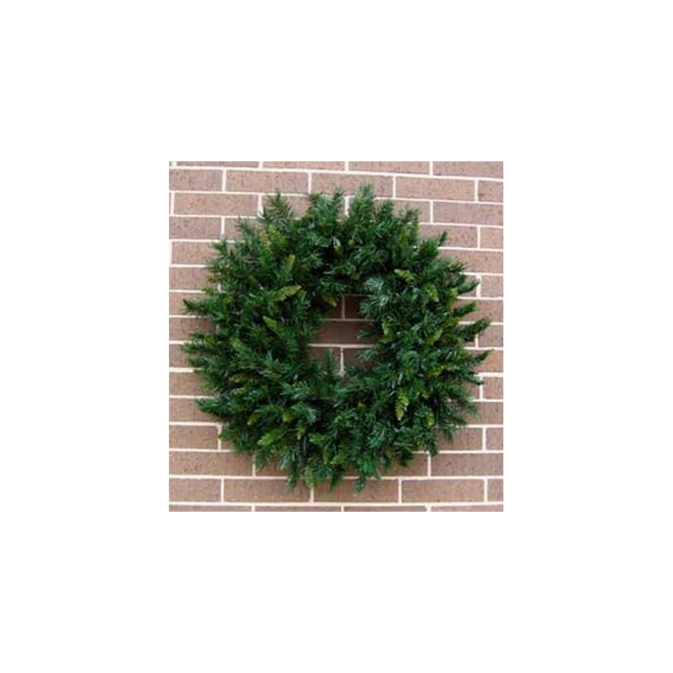 36 inch Mixed Arctic Pine Artificial Christmas Wreaths [16082]
