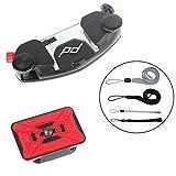 Peak Design Capture Camera Carrying Clip System / Camera Holster For Belt, Bag, Backpack and a Neck-Wrist Strap Combo Kit