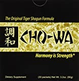 CHO-WA Original Tiger Shogun Formula Dietary Supplement