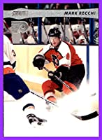 2001-02 Stadium Club #56 Mark Recchi PHILADELPHIA FLYERS