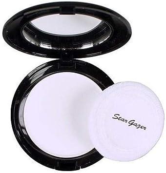 Horror-Shop Stargazer Polvo Compacto Blanco: Amazon.es: Juguetes y juegos