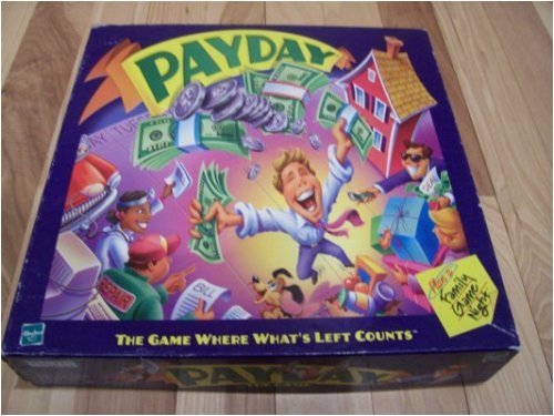 Payday board game original payday board game rules original payday.