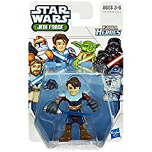"Playskool Heroes Star Wars Jedi Force Anakin Skywalker 2.5"""