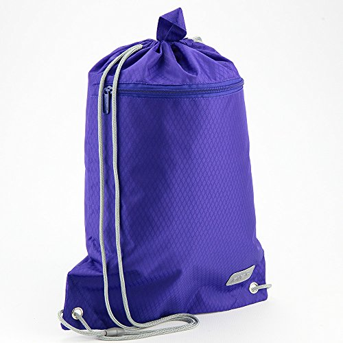 Kite - Handy Portable Unisex Drawstring Backpack Shoe Gym Bag