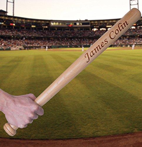Baseball Fury Costume (Customizable Wooden Baseball Bat for the Best Players)