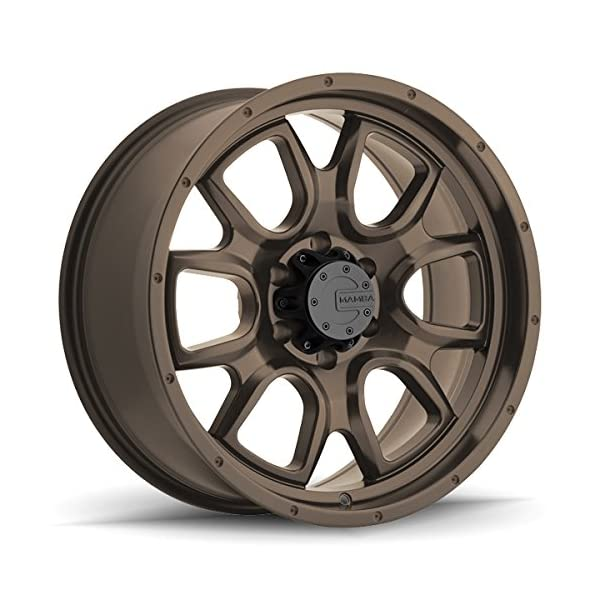 Mamba-591BZ-M19-17×9-5×127-Bronze-Wheel-Rim