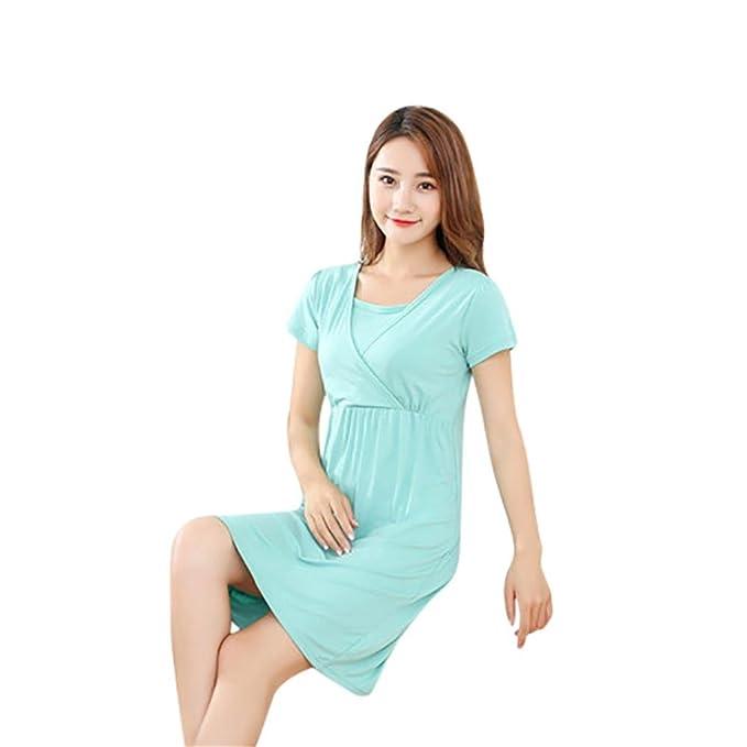 c91c8912b Amphia Vestido Embarazadas Ropa