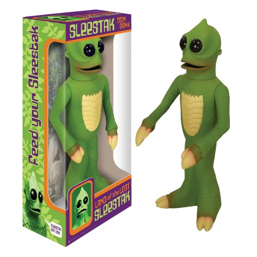 Sleestak Bank (Retro Bobble Head)