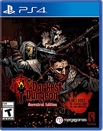 Darkest Dungeon: Ancestral Edition - PlayStation 4