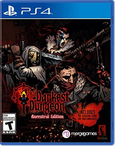 Gothic Dungeon - Darkest Dungeon: Ancestral Edition - PlayStation 4