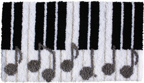 MCG Textiles 37682 Piano Latch
