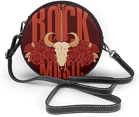 Bolsos de hombro Bolsos redondos de mujer Vector Banner o emblema ...