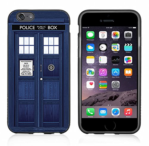 Photo IP6 Tardis Police Call Box iPhone 6 Case Cover