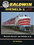 Baldwin Diesels-1 in Color, Jim Boyd, 1582480664