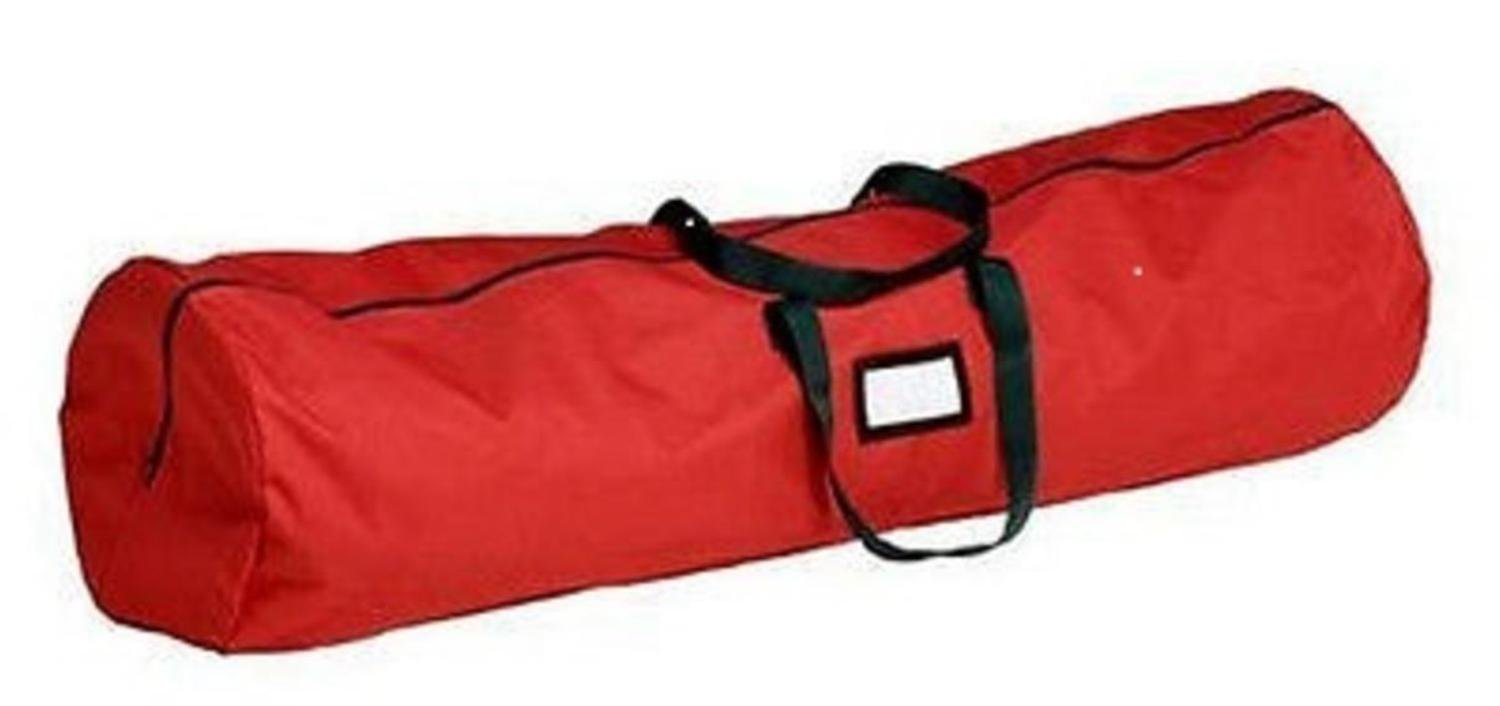 54'' Red Heavy Duty Artificial Christmas Tree Storage Bag