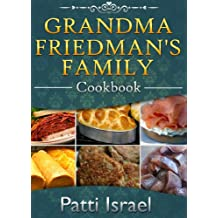 Grandma Friedman's Family Cookbook
