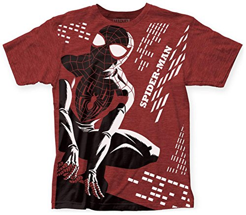 Marvel: Michael Cho- Spider-Man Big Print T-Shirt Size XL