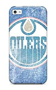 Iphone 5c FeKmGkF9935bpXqO Edmonton Oilers (3) Tpu Silicone Gel Case Cover. Fits Iphone 5c