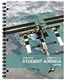 2016-2017 Action Agendas Student Planner - Aspire - Best Planner to Keep You on Track and Inspired - 8.5x11 inches