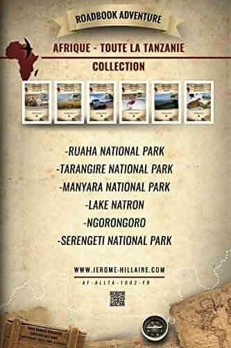 botswana integrale mini roadbook adventure edition francaise