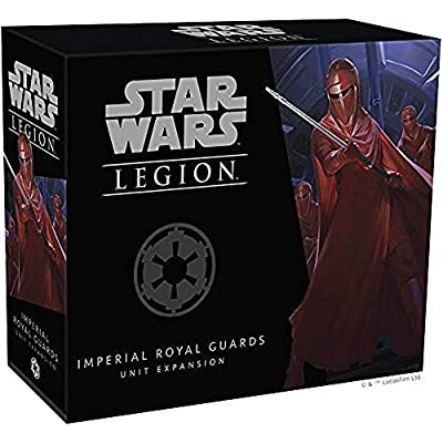 Fantasy Flight Games FFG SWL23 Star Wars Legion: Imperial Royal Guards Toy: Toys & Games