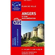IGN PLAN : ANGERS NO.72303