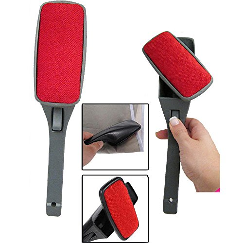 Magic Lint Brush Pet Hair Remover Clothing with Swivel (1)