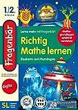 Fragenbär: Richtig Mathe lernen 1./2. Klasse, 1 CD-ROM Eisalarm auf Plumitopia. Für Windows Win7, Vista, XP