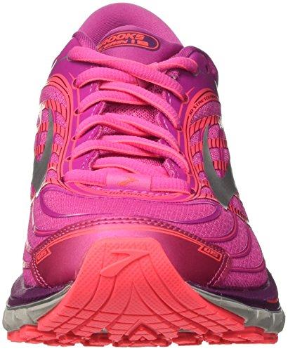 Glycerin Gymnastique de 15 Purple Chaussures Silver Brooks Pink Rose Femme 1b608 ZdI1wtxtq