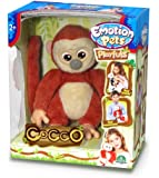 Emotion Pets Playfuls Coco The Monkey (red)