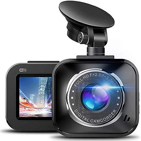 Mini WIFI Dash Cam HD 1080P Car DVR Camera Video Recorder Wide Angle G-sensor US
