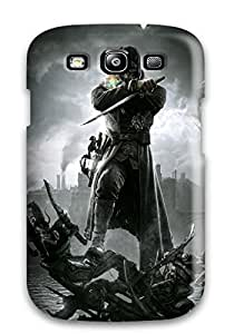Galaxy Cover Case - Dishonored Protective Case Compatibel With Galaxy S3