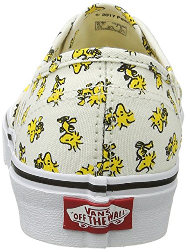 Woodstock Authentic Woodstock Peanuts Authentic Bone Vans Peanuts Vans Authentic Peanuts Vans Bone gWwvFq7