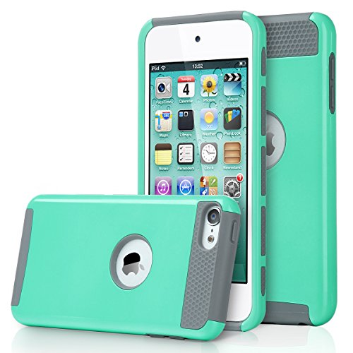 iPod Touch 5 Case for girls boys,iPod Touch 6 case,ULAK ...