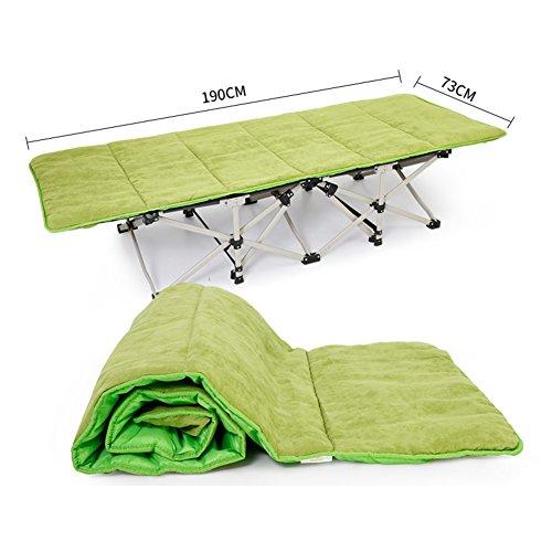 Autumn and winter office mattress/lunch break folding mattress/corduroy breathable cotton mat/anti-slip anti-slip mattress-C by JKAPWQOILUXHWTX