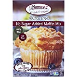 Namaste No Sugar Added Muffin Mix, 397gm (Pack of 6)