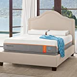 Tempur-Pedic TEMPUR-Contour Elite Breeze 12.5-Inch Firm Cooling Foam...