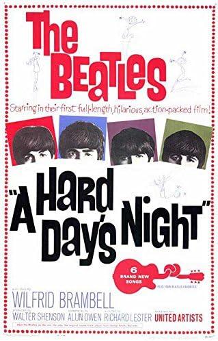 """A Hard Day's Night"" - Amazon"