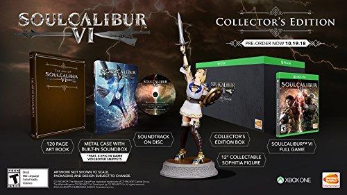 SOULCALIBUR VI: Xbox One Collectors Edition