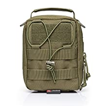 YAKEDA Tactical MOLLE EMT Utility Pouch Tool Bag 900D (Bag Only)-TL038-1
