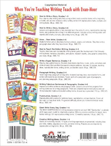 Counting Number worksheets handwriting worksheets for grade 2 : Amazon.com: Draw...Then Write, Grades 1-3 (0023472007315): Evan ...