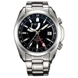 Orient Star Seeker Automatic GMT Watch with Power Reserve, Sapphire Crystal DJ00001B, Watch Central