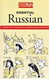 Essential Russian, Berlitz Editors, 2831517931