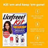 Licefreee Kit - Complete All-In-One Kit   Kill Head