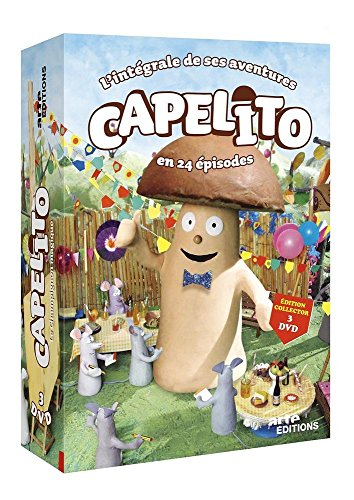 Capelito, le champignon magique - Vol. 1, 2 et 3