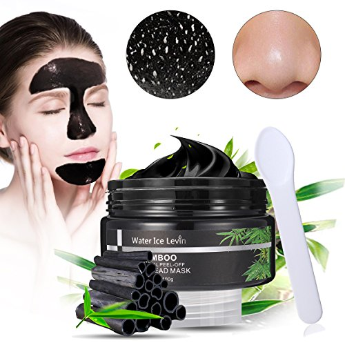 luckyfine-bamboo-charcoal-peel-off-blackhead-mask-purifying-quality-black-pore-removal-peel-off-stri