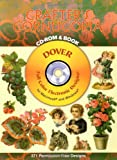 Crafter's Cornucopia CD-ROM and Book (Dover Electronic Clip Art)